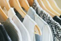 Organizing Wardrobe / Closet