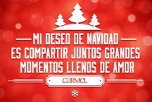 Deseos de Navidad / Navidad es época de compartir. Regálale este mensaje a los que más quieres