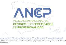 Asociación Nacional de Centros con Certificado de Profesionalidad (ANCCP) / La Asociación Nacional de Centros con Certificados de Profesionalidad, ANCCP es una asociación creada para la defensa de los intereses de los asociados frente a cualquier administración pública sea de las comunidades autónomas, nacionales, comunitarias y extracomunitarias / by Impronta Comunicación