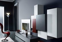 pareti attrezzate living rooms