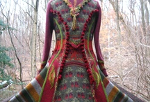 Coat and cloak project / Ideas and inspiration for my winter, felted coat. / by Shawna Jones