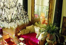 Favourite Places and Spaces / French inspiration with a hint of vintage
