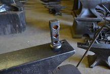 Blacksmith tools and technique's