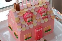 Kids Party - Dollhouse Party Theme