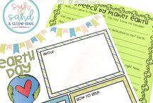 Earth Day School Activities