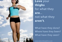 Inspiration and Motivation / Weight loss and fitness motivation, inspiration & luv