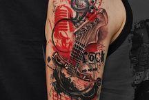 Tatuajes rock