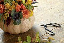 thanksgiving florals