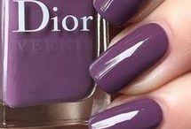 esmalte ultra violeta