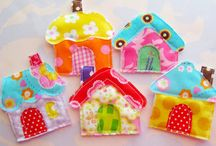 Craftsy houses