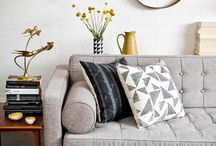 Apartment: Living Room / by Kelsey S.