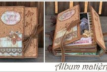 Mini Albums / by Stephanie Doty