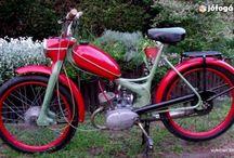 Komar ZZR moped 1967-bol / Képek egy 1967-es Komár moped mindennapjairól...