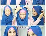 Muslimahh / Hijab style
