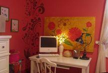 Charlotte's bedroom ideas