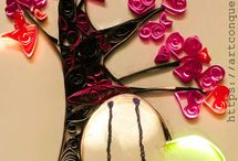 Quilling - Art to Heart