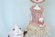 Art dolls!