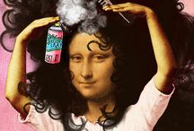 Mona Lisas / by Marcia Jenkins