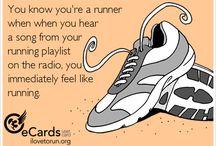Runner for Life <3 / by Brandi Hewett