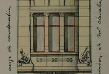 ahşap ev pencereleri ferforje
