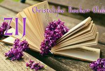 ZIJ Christelijke Boeken Club / ZIJ = Zussen In Jezus boeken club, is een groep waar we samen boeken lezen en die bespreken op Facebook
