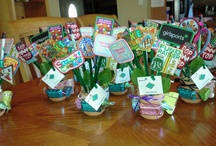 Girl Scout Projects and Ideas