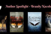 Author Spotlights