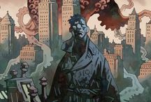 Art of Mignola