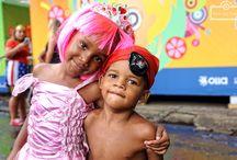 Carnaval de Rua 2016 - 2015 - 2014 - 2013 / No Rio de Janeiro, a rua é o palco da festa.  © Rua da Foto by Cíntia Erdens Paiva