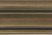 "20-612 2""x12"" Bronze Metal Chairrail #Procelain #Ceramic #Tile www.anatoliatile.com"