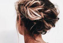 Frisuren • Dreads