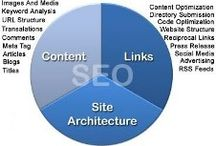 Search Engine Optimization Strategy / by Kathy Bampfield