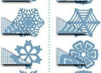 winter crafts for my pre k kiddies / by Tricia Soul
