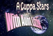 A Cuppa Stars with Aunt Lizzie / Get weekly face time with our Astrologer, Elizabeth Hazel every Tuesday as she talks about what's in the stars in our video program, A CUPPA STARS WITH AUNT LIZZIE.