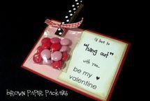 Valentines Stuff / by Katrina Rajasekaran