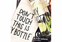 my bottle a voss