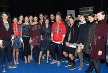 Gatta na pokazie projektanta: TANGO by QПШ ROBERT KUPISZ, Zima 2016/17. / #Gatta #RobertKupisz #Fashion #runway #collection #pokaz #moda #fashionshow #designer