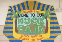 Book Fair Spring 2014 / by Elizabeth Fisanick