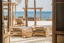 Beach Club Design