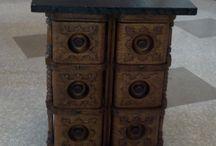 Unique drawers