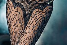Vestido de sirena
