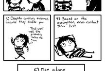 Doodle time / Scribbles by Sarah Andersen