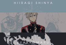 Shinya Hīragi
