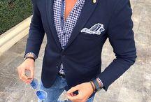 Combinacion de ropa para vestir bien