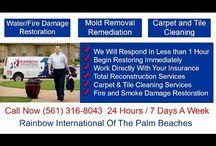 Fire Damage Restoration - Florida