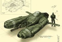nave spatiale