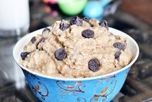 Healthy Sweets / Healthier dessert alternatives for that sweet tooth! / by Ashley Merrick