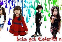 Kids Fashion Dresses