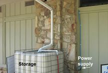 Water Storage Ideas