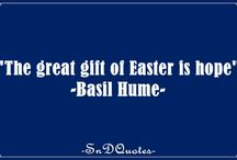 Easter Quotes / Find and save ideas about Easter Quotes on Pinterest, the world's catalog of ideas. | See more about Good Friday, Happy and Quotes With Pictures.